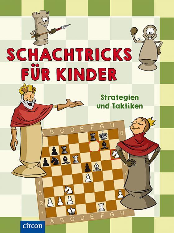Cover-Bild Schachtricks für Kinder
