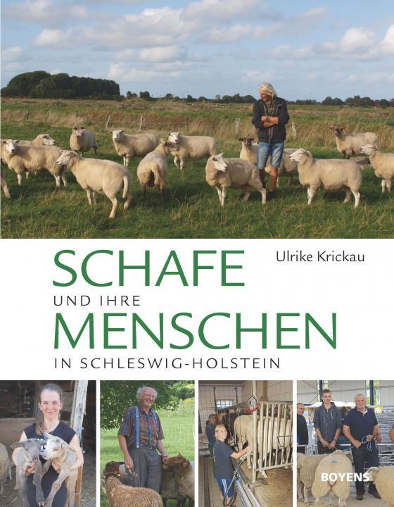 Cover-Bild Schafe und ihre Menschen in Schleswig-Holstein