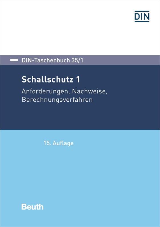 Cover-Bild Schallschutz 1