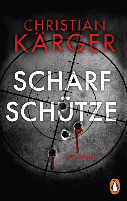 Cover-Bild Scharfschütze