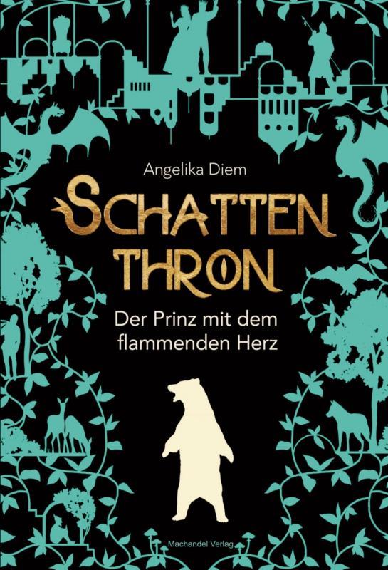 Cover-Bild Schattenthron II