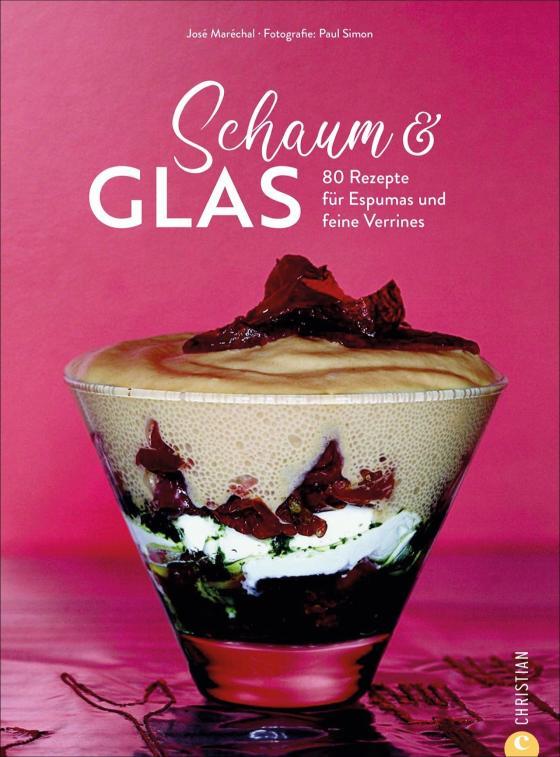 Cover-Bild Schaum & Glas