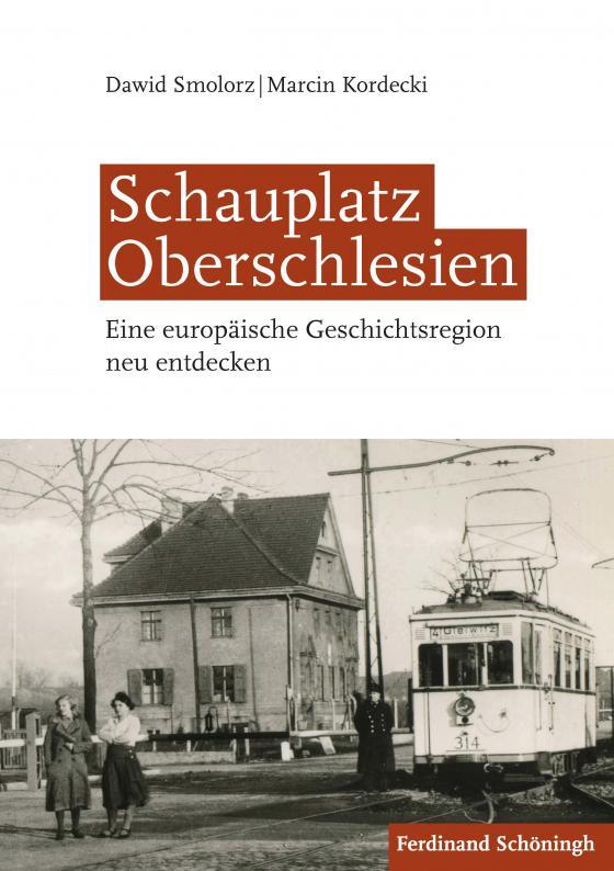 Cover-Bild Schauplatz Oberschlesien