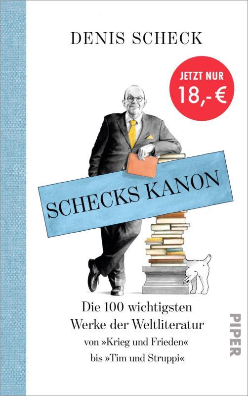 Cover-Bild Schecks Kanon