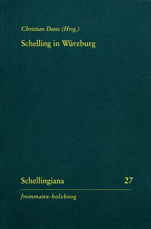Cover-Bild Schelling in Würzburg