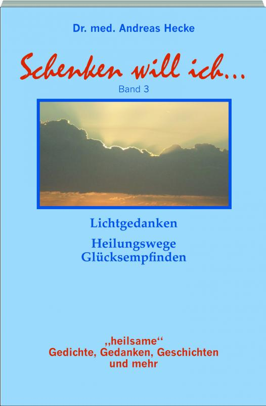 Cover-Bild Schenken will ich...