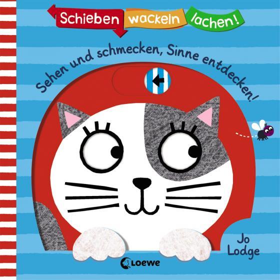 Cover-Bild Schieben, Wackeln, Lachen! - Sehen und schmecken, Sinne entdecken!