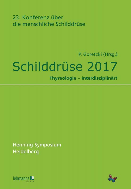Cover-Bild Schilddrüse 2017