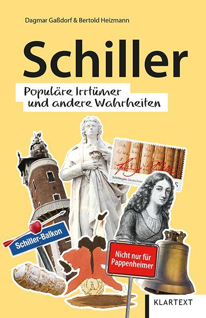 Cover-Bild Schiller