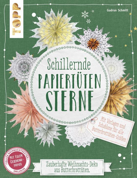 Cover-Bild Schillernde Papiertüten-Sterne (kreativ.kompakt.)