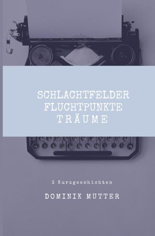 Cover-Bild Schlachtfelder, Fluchtpunkte, Träume