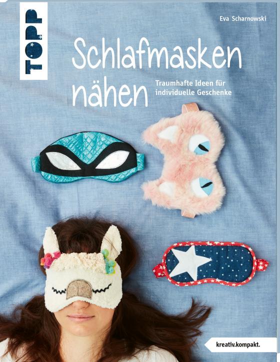 Cover-Bild Schlafmasken nähen (kreativ.kompakt.)