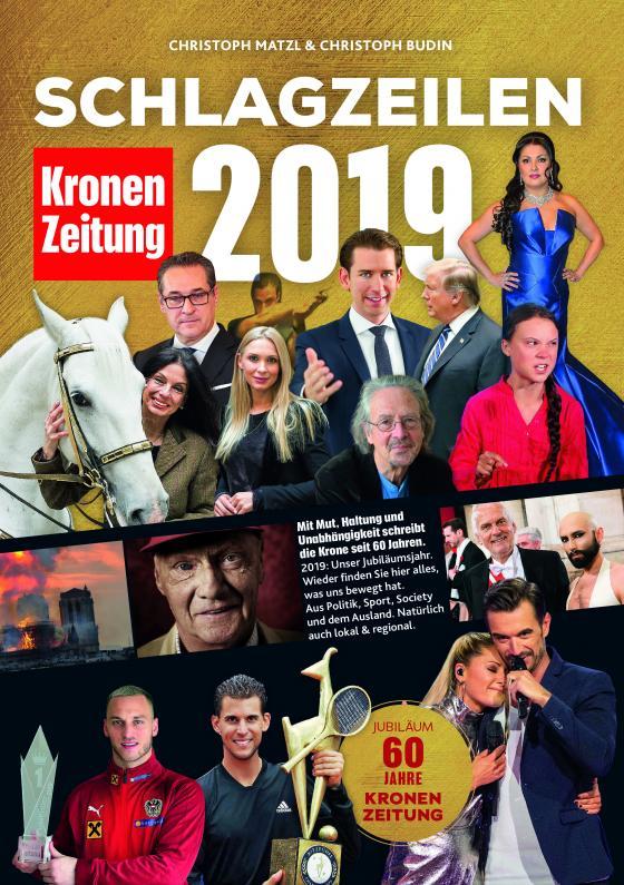 Cover-Bild Schlagzeilen 2019