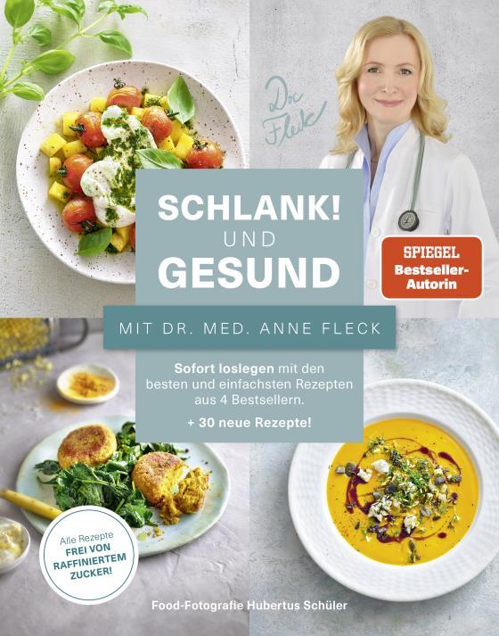 Cover-Bild Schlank! und gesund – mit Dr. med. Anne Fleck