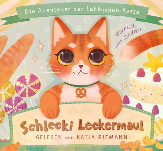 Cover-Bild Schlecki Leckermaul