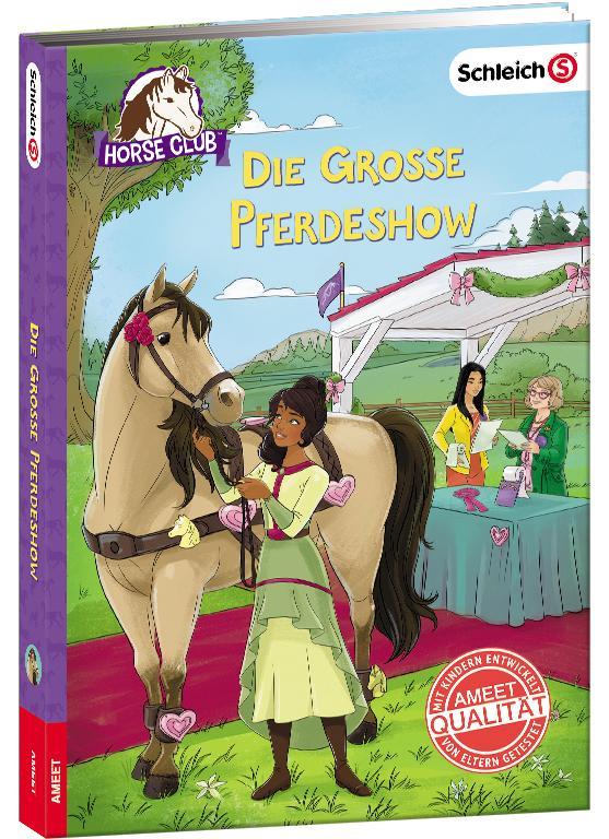Cover-Bild SCHLEICH® Horse Club – Die große Pferdeshow