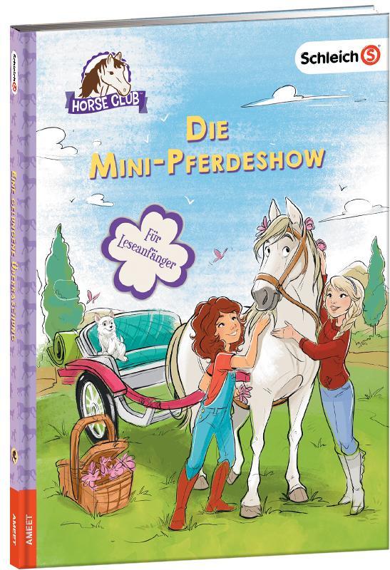 Cover-Bild SCHLEICH® Horse Club – Die Mini-Pferdeshow