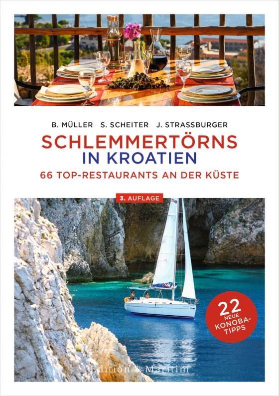 Cover-Bild Schlemmertörns in Kroatien