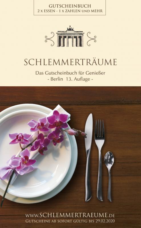 Cover-Bild Schlemmerträume Berlin
