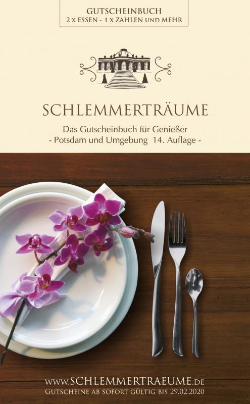 Cover-Bild Schlemmerträume Potsdam