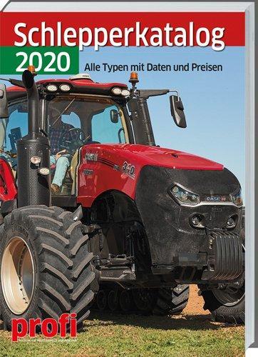 Cover-Bild Schlepperkatalog 2020