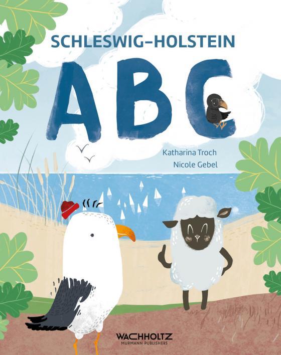 Cover-Bild Schleswig-Holstein ABC