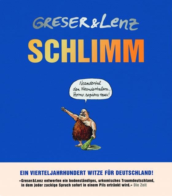 Cover-Bild Schlimm!
