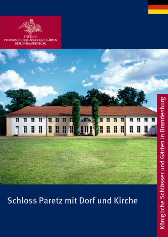 Cover-Bild Schloss Paretz mit Dorf und Kirche