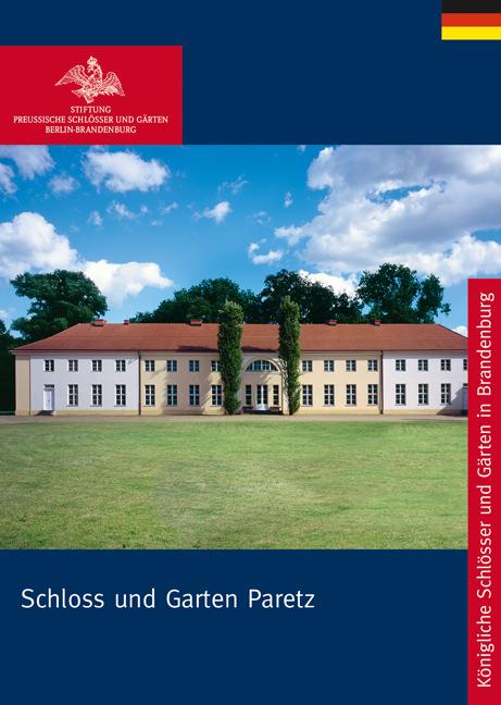 Cover-Bild Schloss und Garten Paretz
