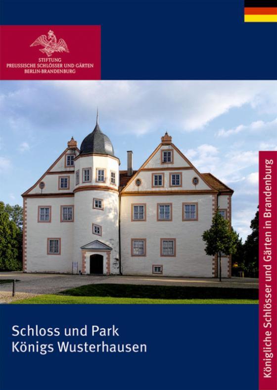 Cover-Bild Schloss und Park Königs Wusterhausen