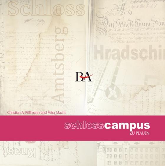Cover-Bild Schlosscampus zu Plauen