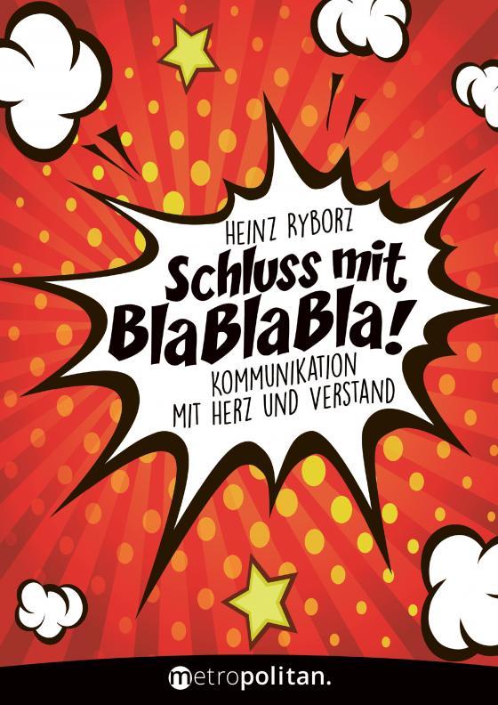 Cover-Bild Schluss mit Bla Bla Bla!