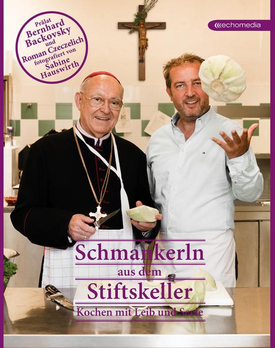 Cover-Bild Schmankerln aus dem Stiftskeller