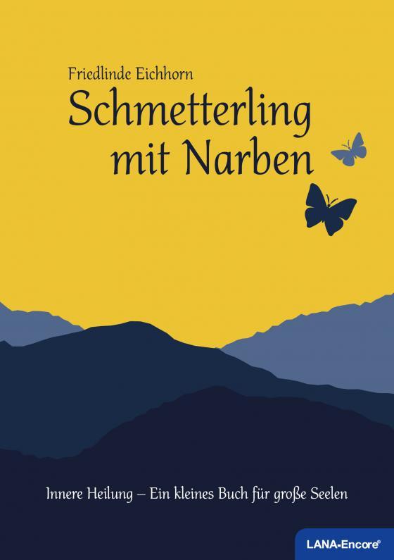 Cover-Bild Schmetterling mit Narben