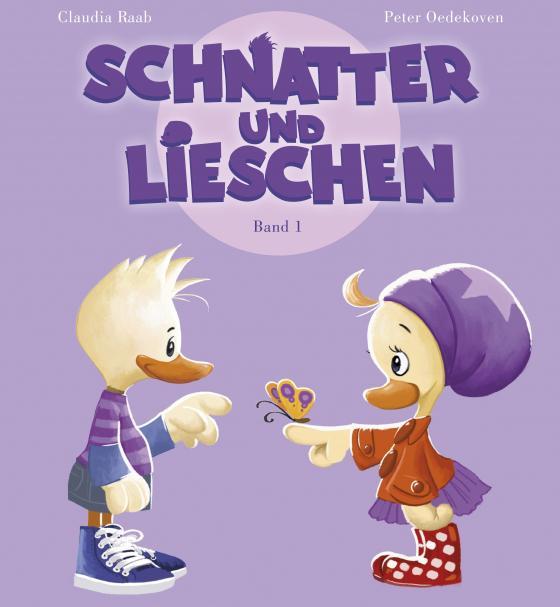 Cover-Bild Schnatter und Lieschen - Lieschen feiert Namenstag (Inkl. CD)
