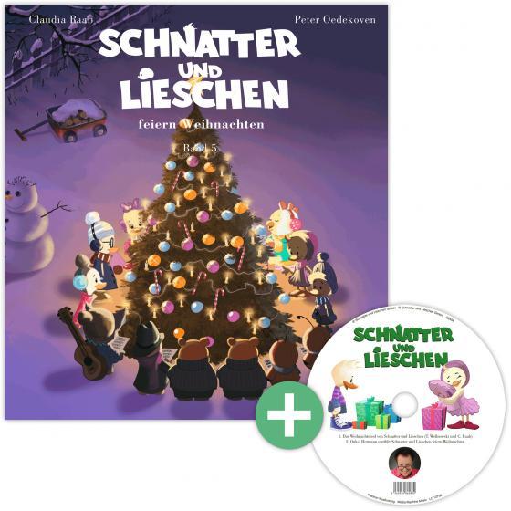 Cover-Bild Schnatter und Lieschen