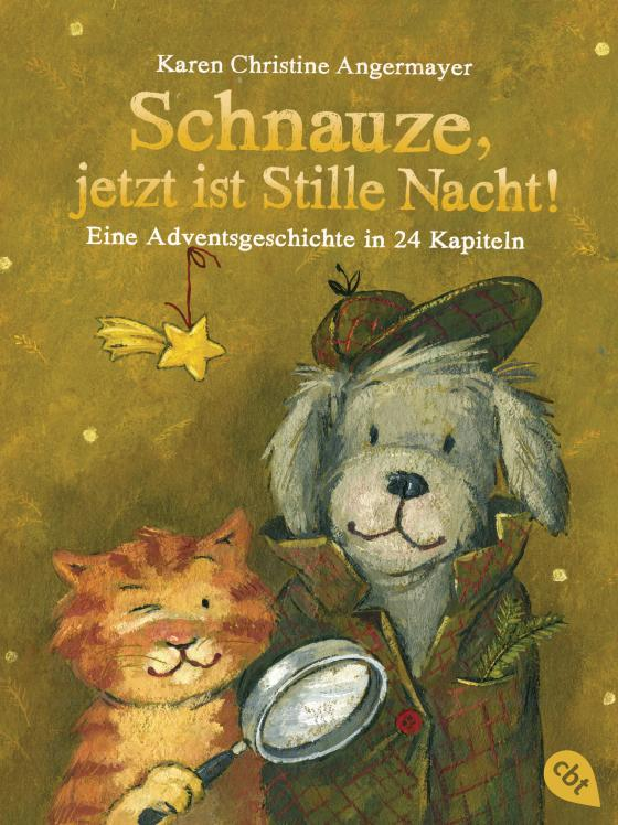 Cover-Bild Schnauze, jetzt ist Stille Nacht!