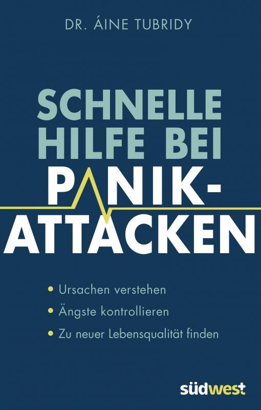 Cover-Bild Schnelle Hilfe bei Panikattacken