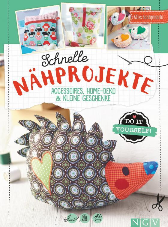 Cover-Bild Schnelle Nähprojekte