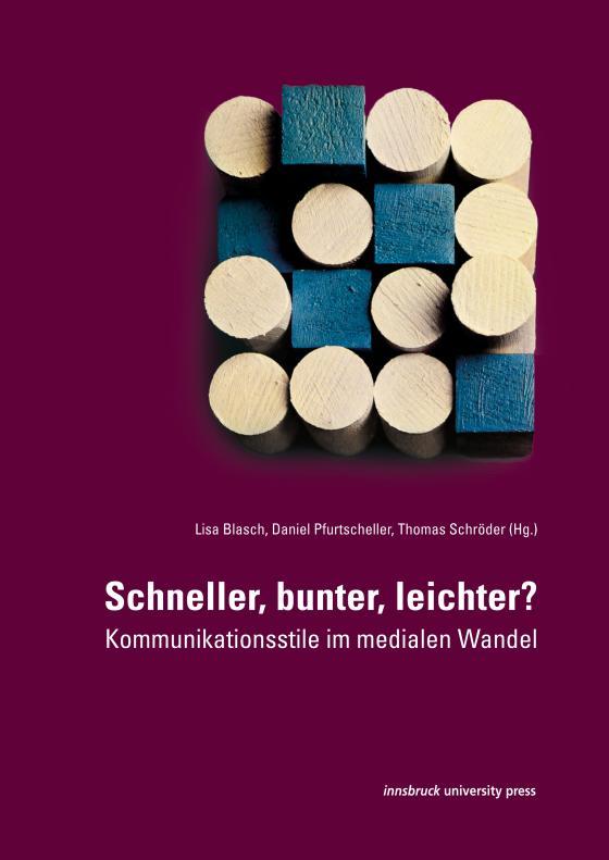 Cover-Bild Schneller, bunter, leichter?