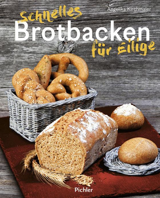 Cover-Bild Schnelles Brotbacken für Eilige