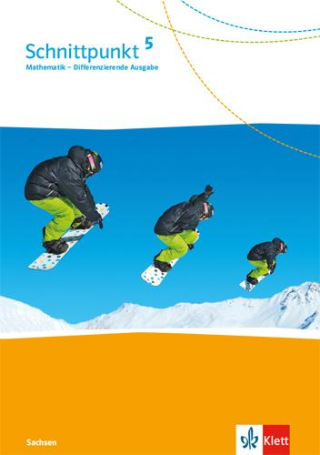 Cover-Bild Schnittpunkt Mathematik 5. Differenzierende Ausgabe Sachsen