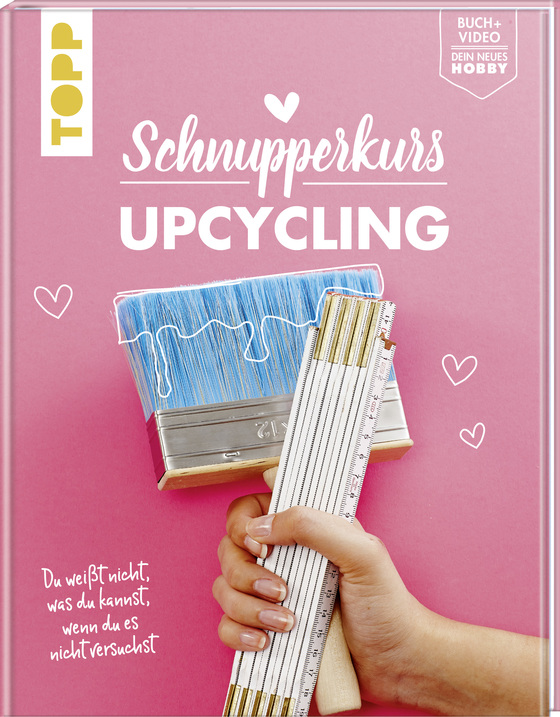 Cover-Bild Schnupperkurs - Upcycling