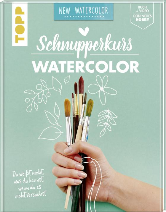 Cover-Bild Schnupperkurs - Watercolor