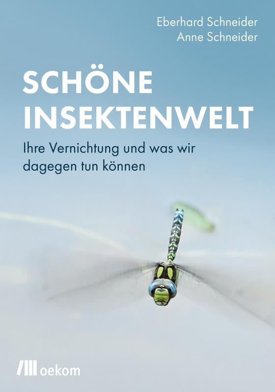 Cover-Bild Schöne Insektenwelt