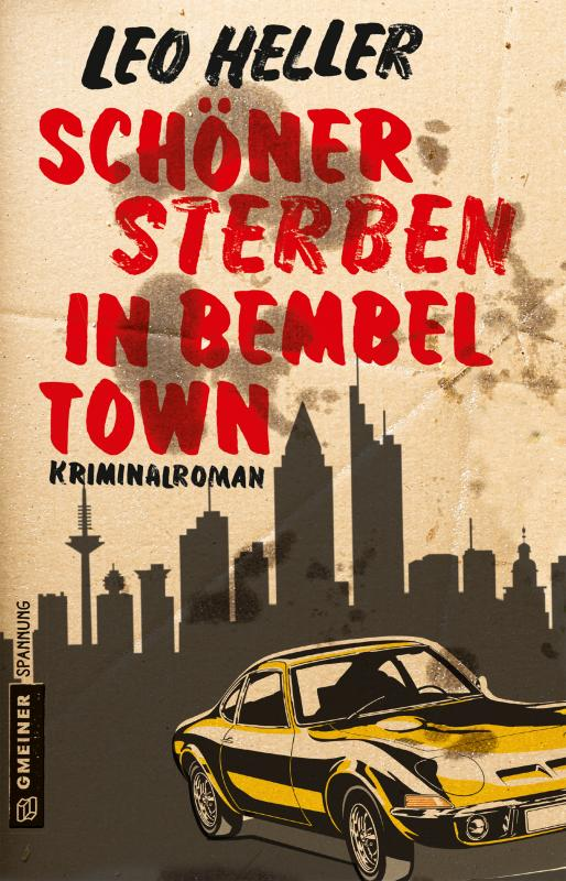 Cover-Bild Schöner Sterben in Bembeltown