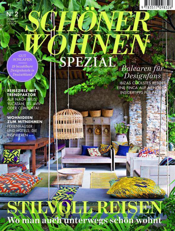 Cover-Bild Schöner Wohnen Spezial Nr. 2/2019