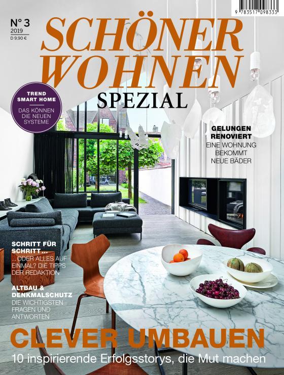 Cover-Bild Schöner Wohnen Spezial Nr. 3/2019