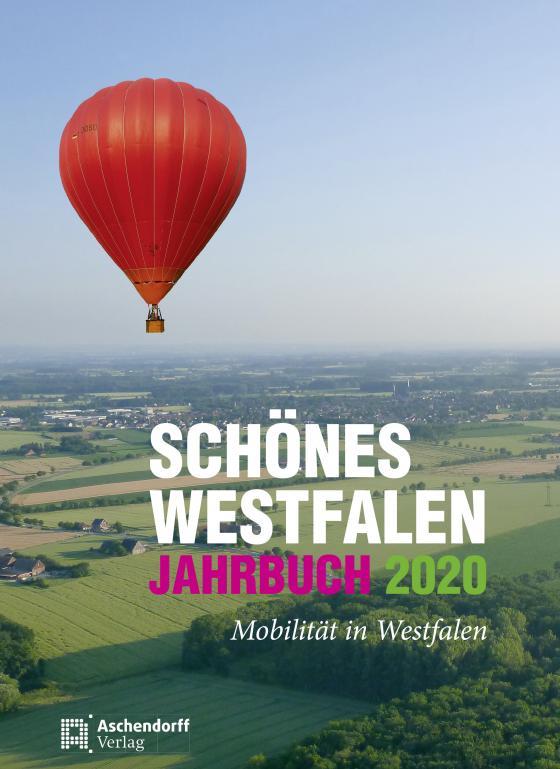 """Cover-Bild """"Schönes Westfalen"""" - Jahrbuch 2020"""