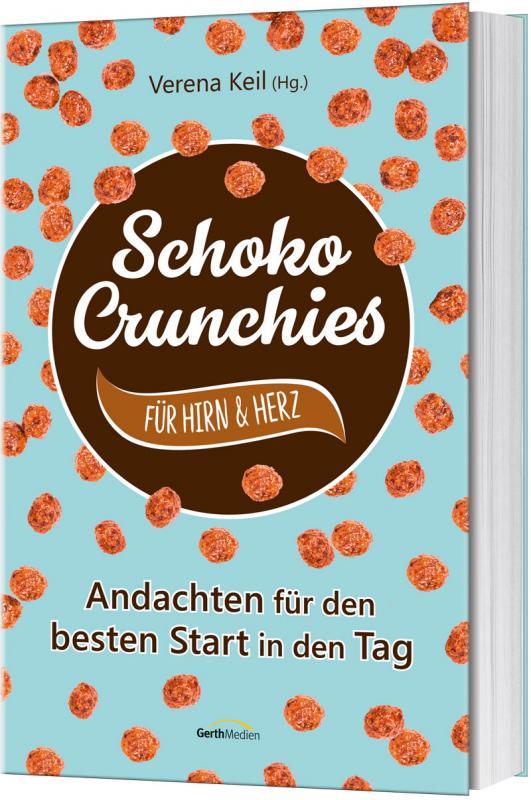 Cover-Bild Schoko-Crunchies für Hirn & Herz
